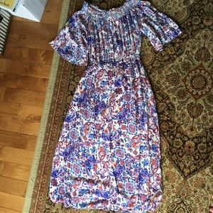 Every off the shoulder dress size M